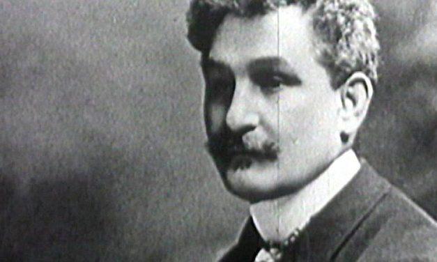 """Leoš Janáček """"Auf verwachsenem Pfade"""" für Klarinette und Streichtrio"""
