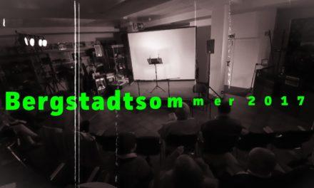 Neue Musik beim Bergstadtsommer 2017